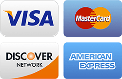 We Accept All Major Credit Cards for Home Inspections